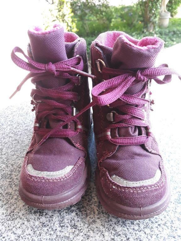Prodám dívčí zimní boty zn. Superfit vel. 24 - Hradec Králové ... 3762288a55