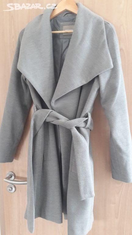 e8058e5ee7a6 Kabát orsay šedý - Svojetice