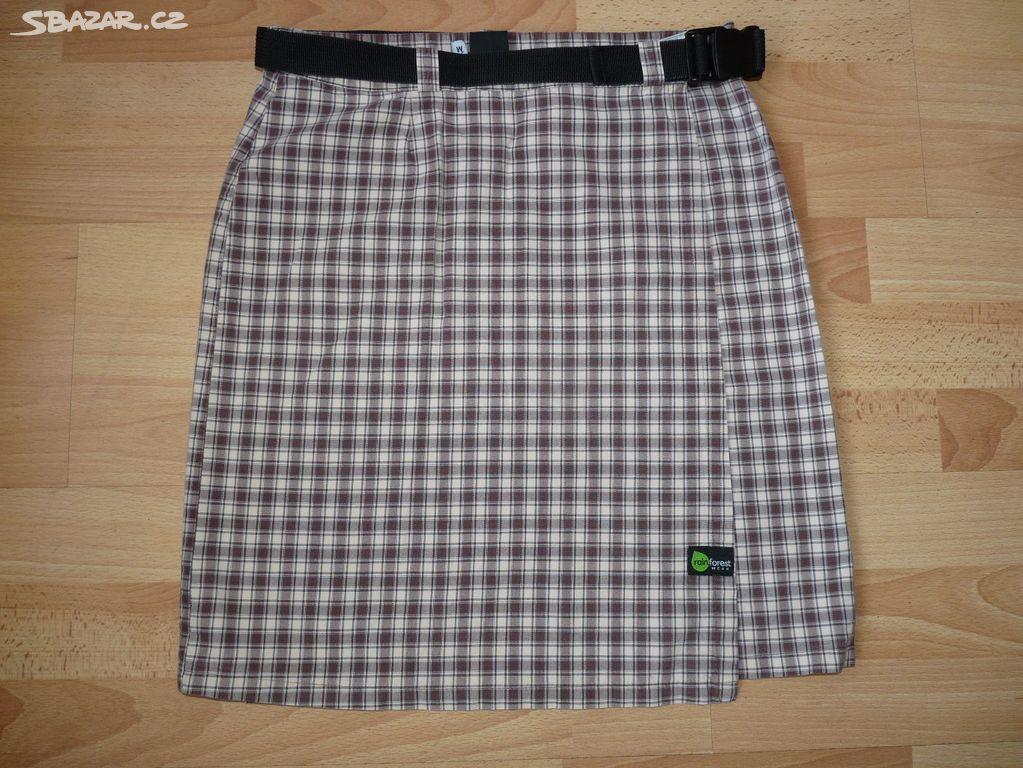 Dámská zavinovací sukně f2444fa5cb