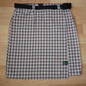 8bd22428b52 Dámská zavinovací sukně