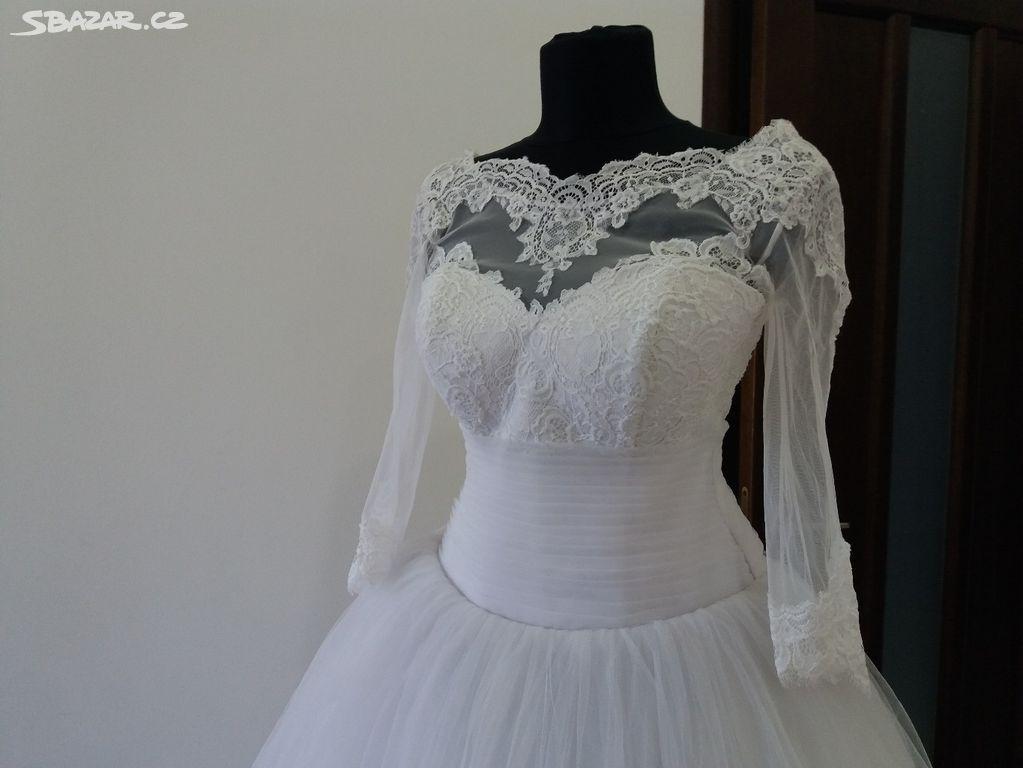 C.0501 svatební šaty výprodej 50% - České Budějovice - Sbazar.cz 7ab706dd85