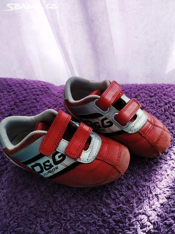Dětské boty  850adc8925a