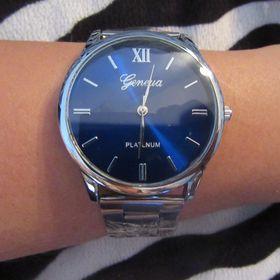 Nové pánské hodinky vzhled platiny. 280 KčChrudim f519bfd3cb