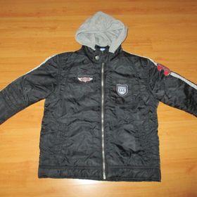 Inzeráty přechodová bunda 110 - Oblečení pro děti od 3 do 6 let ... c3964b0f67
