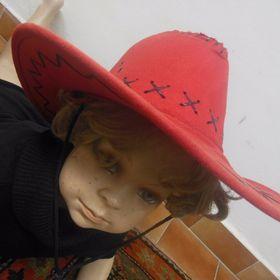 128 KčPlzeň-město. Krásný dámský kovbojský klobouk 1f2dda9277