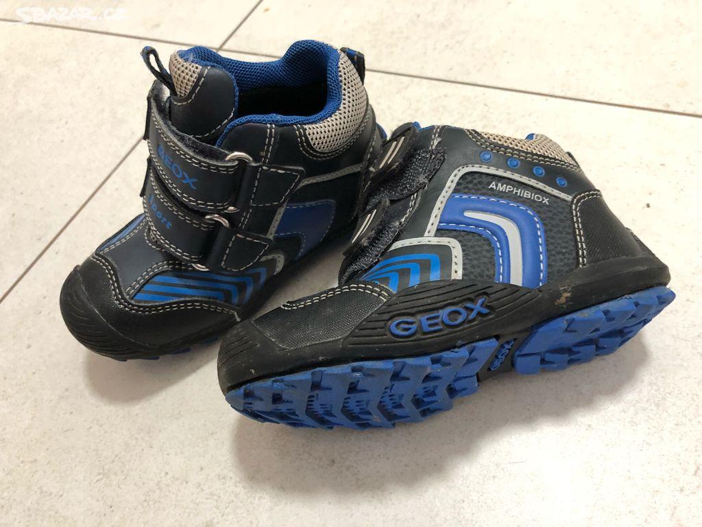 d39b55f0583 Dětské boty GEOX