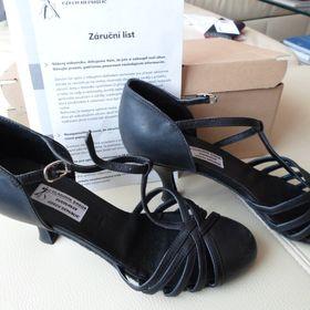 37ddb6da2bc Nové dámské taneční boty Eurodance. Inzerát byl odebran z oblíbených.