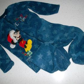 f4f709c213b Disney-NOVÝ fless overal s Mickey Mouse