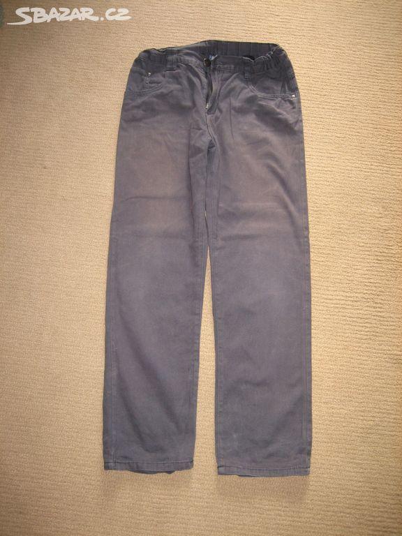 Kalhoty zateplené vel. 152 - Hranice d7e9d467522