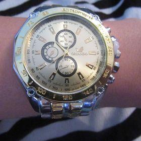 Inzeráty zlaté hodinky pánské - Bazar hodinek 78cdbfae19