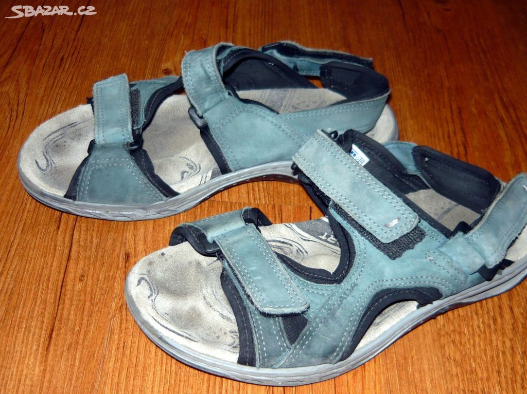 9bb0b5844fd Prodám chlapecké sandále zn.Santé vel.37