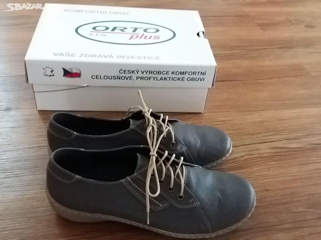 Zdravotní boty vel. 41 - Horažďovice 2784a8398e