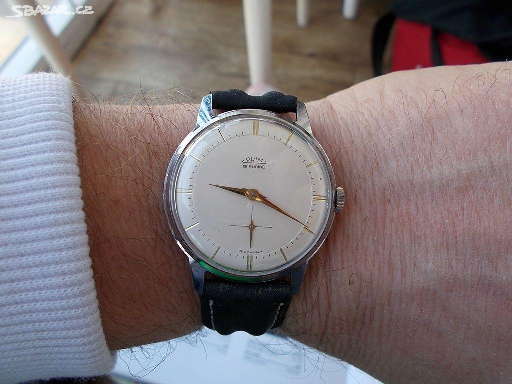 rare luxusni hodinky prim traktor rok 1960 top - Pardubice - Sbazar.cz 3f832eb8cc3