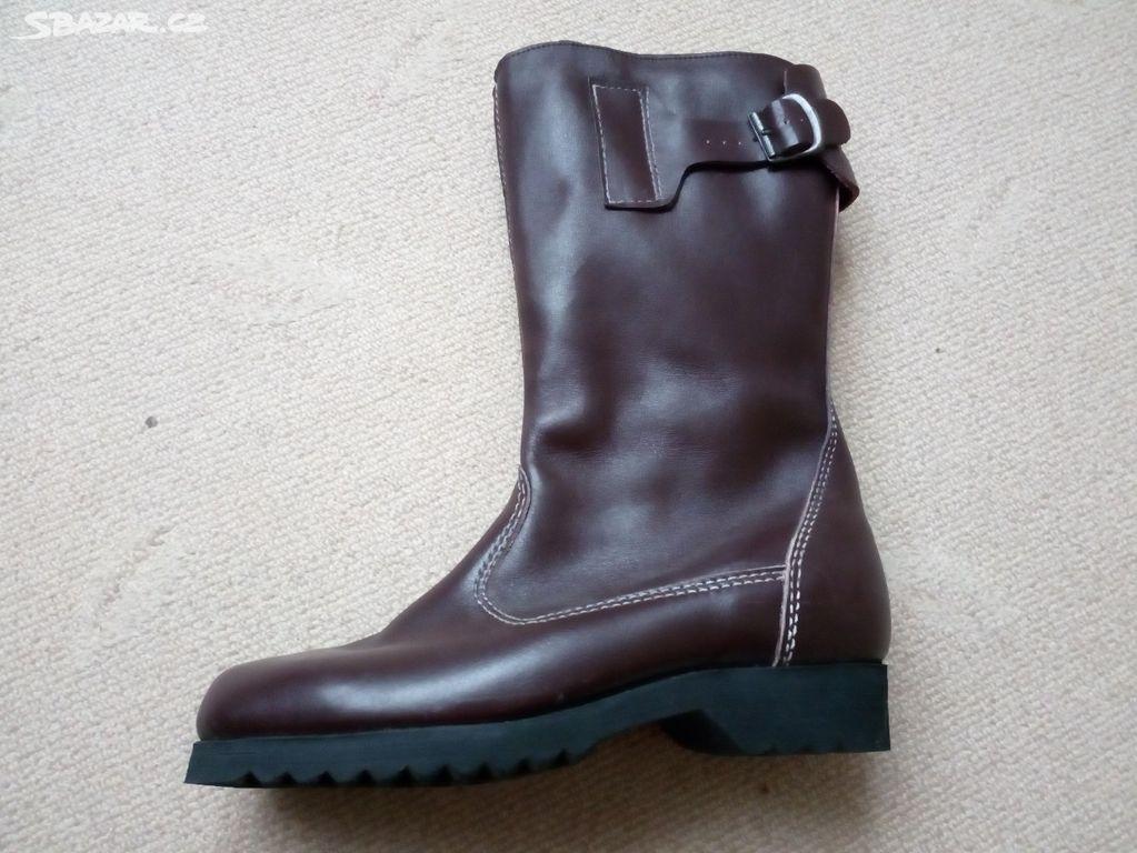 Vojenské boty zimní - Vysoké Mýto 7d1a8bf122