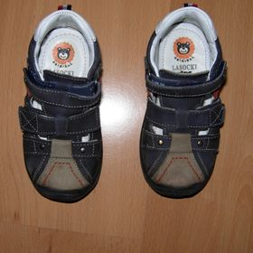 440cb3c5ba1 Dětské boty 24 Lasocki Kids - Žlutice