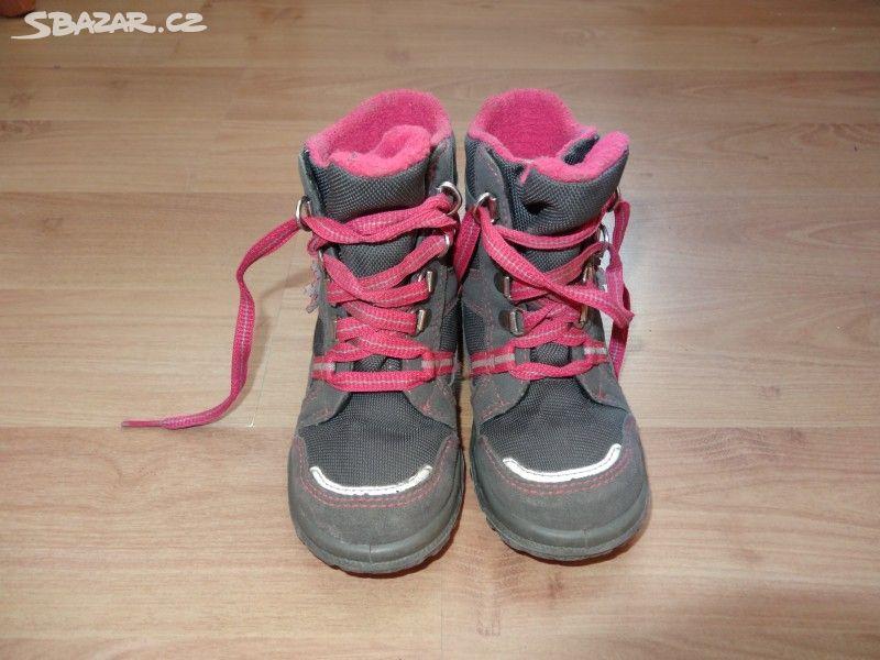 zimní boty Superfit 6e86cae09f