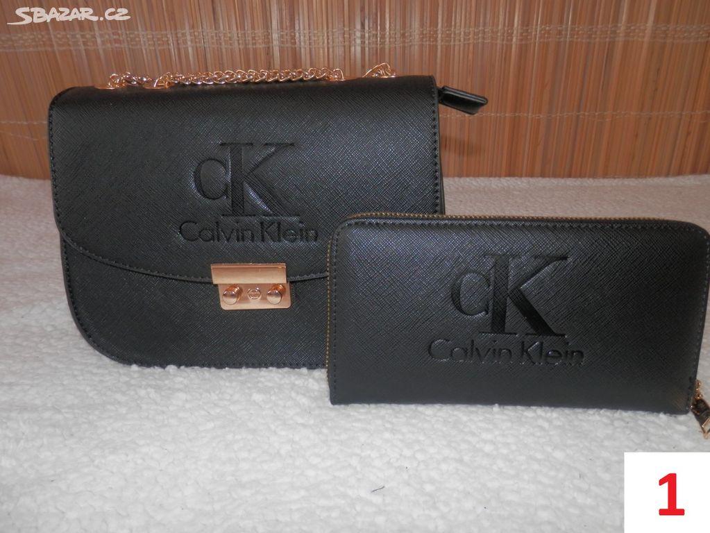 67862ccbd3 Kabelka + peněženka - CK - Dubí