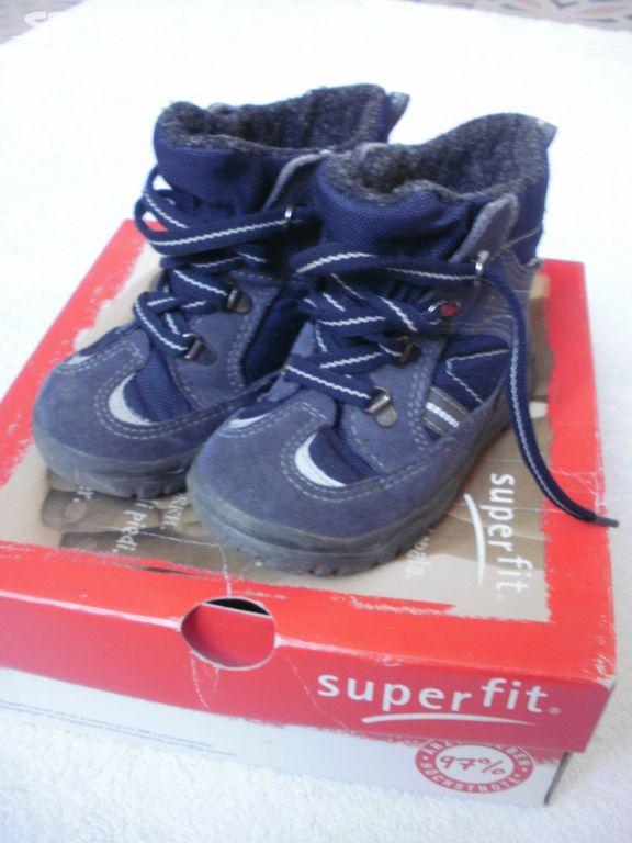 Zimní boty SuperFit e9f7faafc0