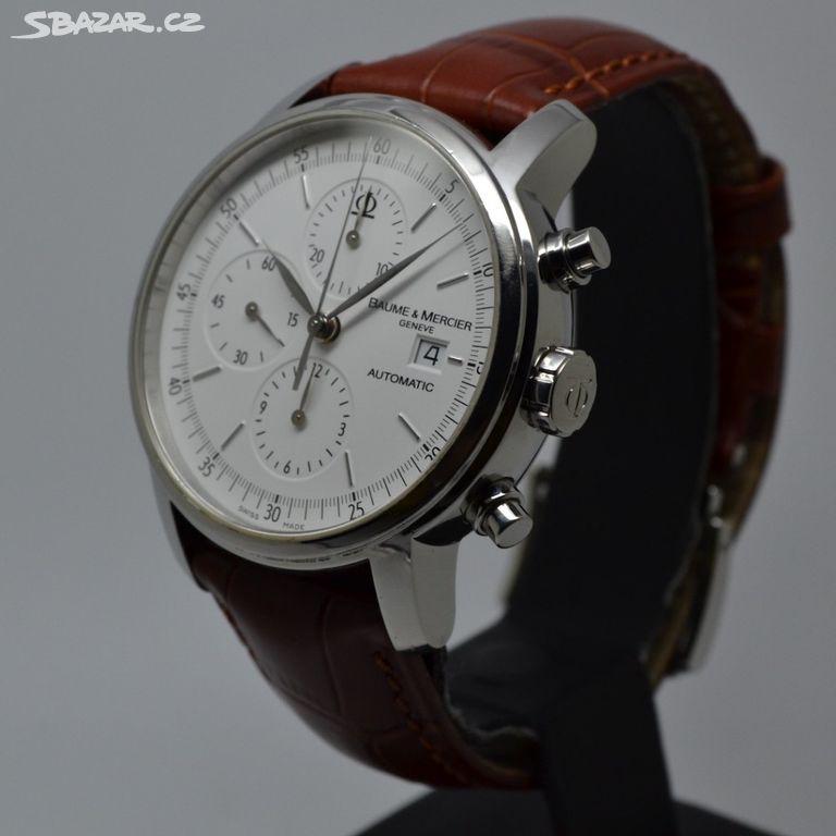 Prodám orig. hodinky Baume   Mercier Classima XXL. - Zlín - Sbazar.cz acfa9739e17