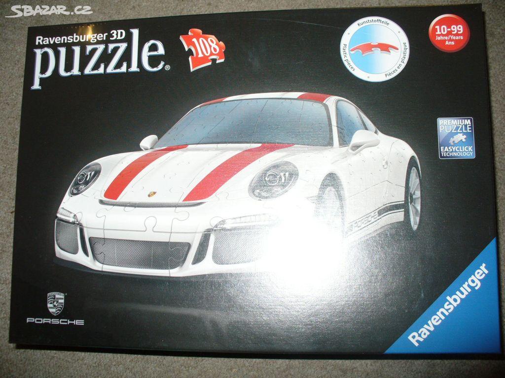 bf9909f19 3D Puzzle Porsche 911R - Plzeň - Sbazar.cz