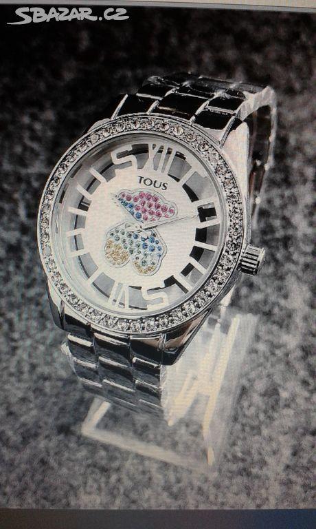 c93b23d88 Tous-damske hodinky - Chrast, Chrudim - Sbazar.cz