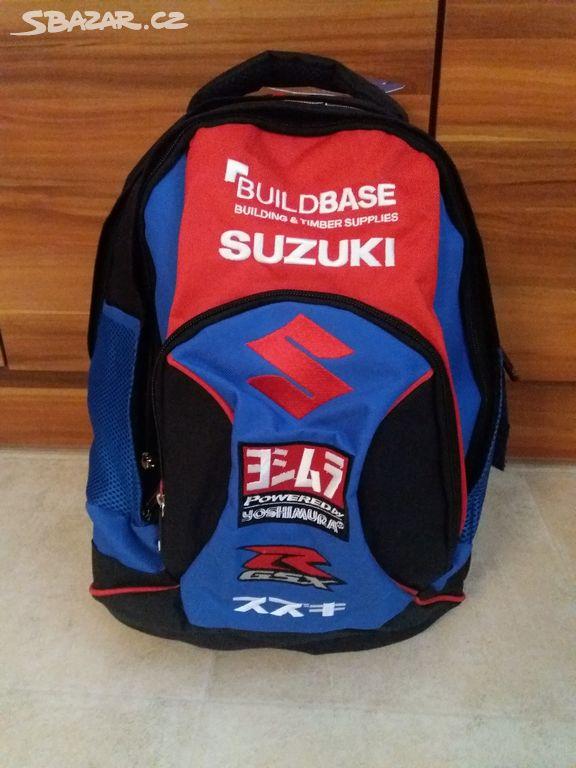 489fb398d26 Batoh SUZUKI - Strakonice - Sbazar.cz