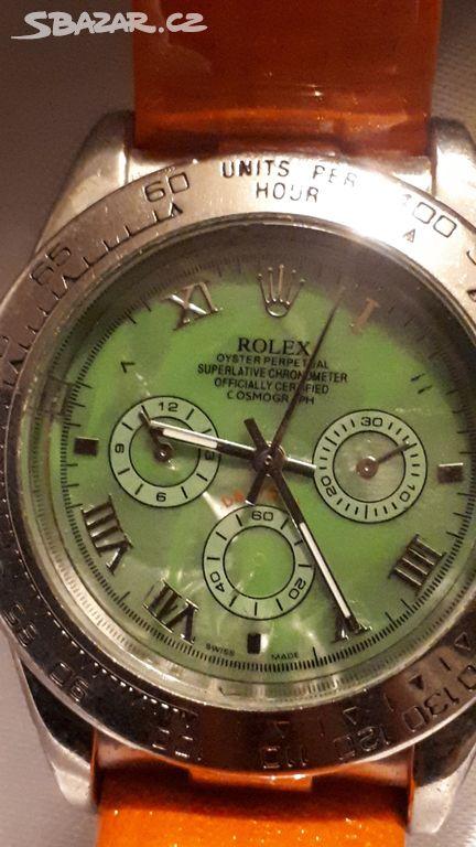 9b143e2b9 Hodinky Rolex - Teplice - Sbazar.cz