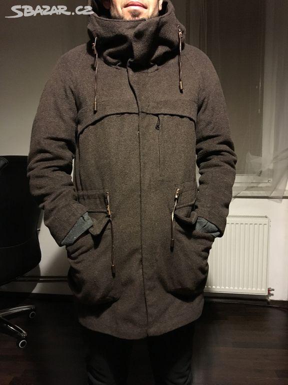 9064d60e79 Pánský vlněný kabát Zara - Kralupy nad Vltavou
