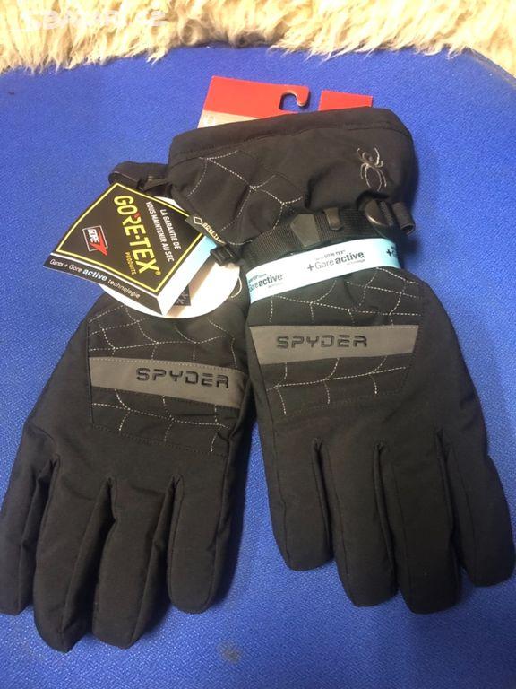 Nové pánské rukavice Spyder overweb GTX - Praha - Sbazar.cz 2eac7f9441