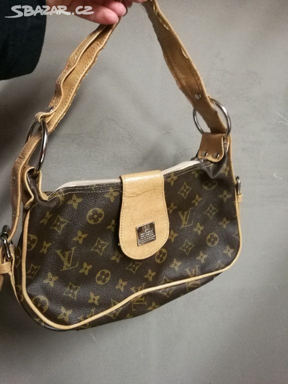 Malá kabelka Louis Vuitton - Otinoves a4ed5a9d412