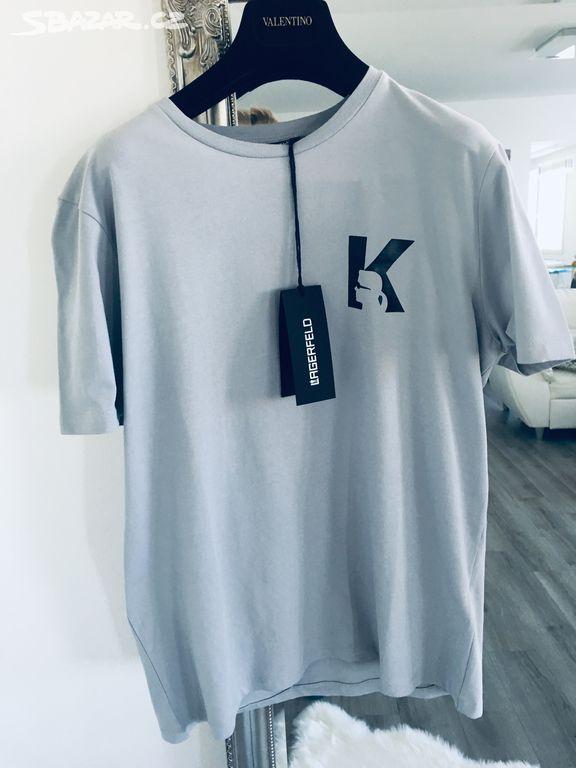 Karl Lagerfeld tričko - Pardubice - Sbazar.cz aad48ee56c6