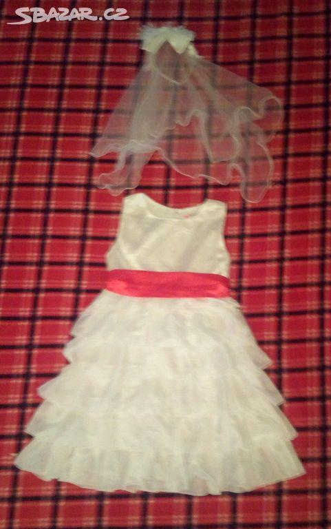 8087277b7eb Prodám šaty pro družičku nebo jen tak na ven