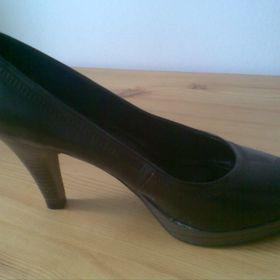 e58cd202c103 krásné dámské zelené boty lodičky Super mode vel37 - Rudník