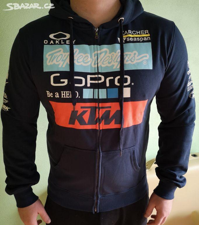Pánská mikina TroyLeeDesigns KTM Team XL - Liberec - Sbazar.cz db398ee3a4e