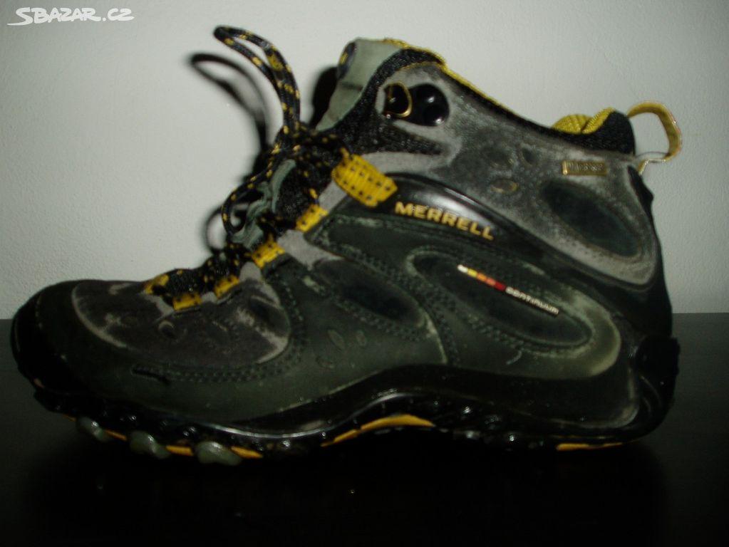 Dámská treková obuv Merrell 1f9a3800f0d