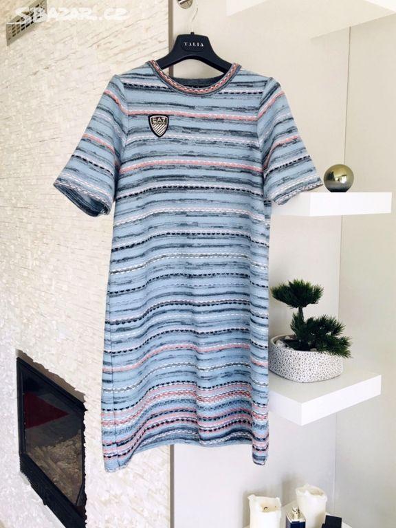 Pletene šaty Imporio Armani - - Horoměřice 1ba2012c83