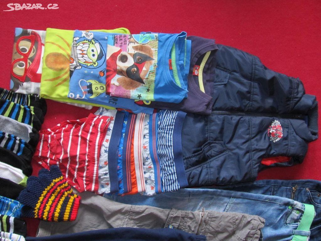 Balík oblečení v. 98-104 f169ed3e16