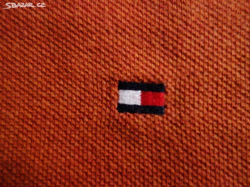 e2f037538a pěkné pánské tričko TOMMY HILFIGER vel XXL - Český Brod