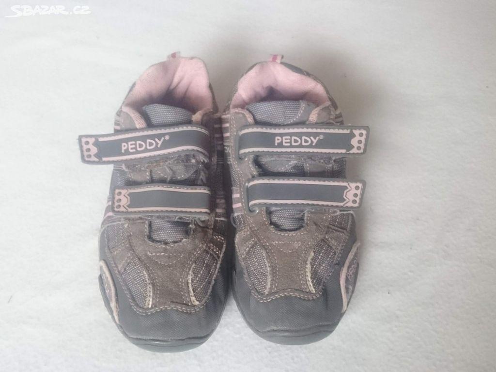 Dětské sportovní boty na suchý zip 779f03b912