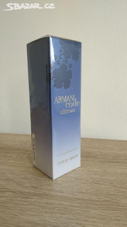 armani code ultimate 50ml