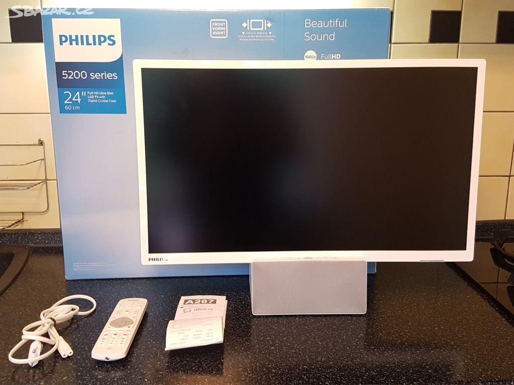 97cc4d5dc LED televize Philips 24PFS5231 - Třinec, Frýdek-Místek - Sbazar.cz