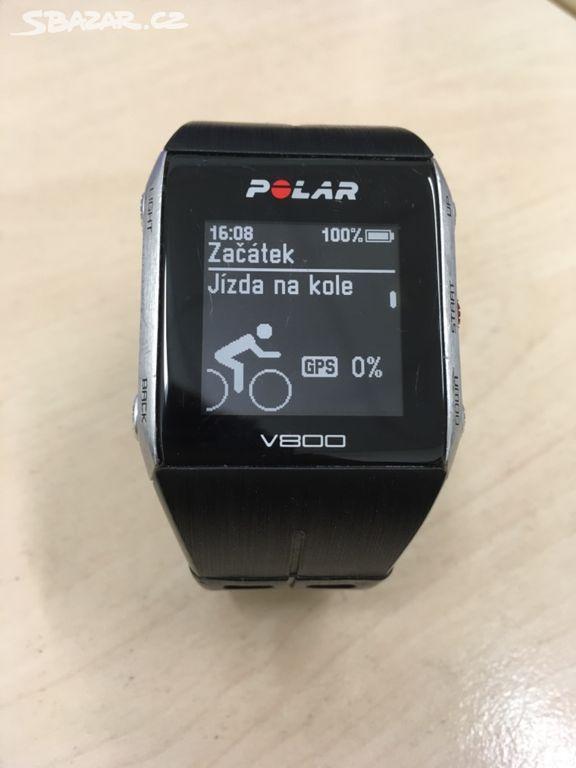 a82263551 Sportovní hodinky Polar V800 - Plzeň - Sbazar.cz