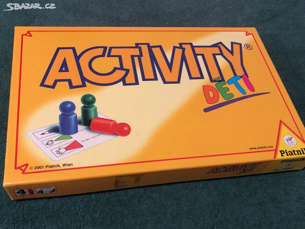 08364bb63 hra Activity děti - Praha - Sbazar.cz