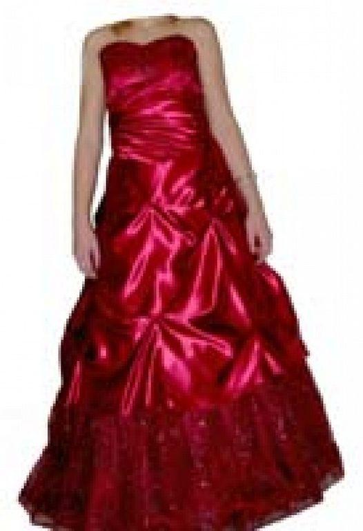Prodám červené šaty s obručí do tanečních. - Beroun - Sbazar.cz 977845ad1ea