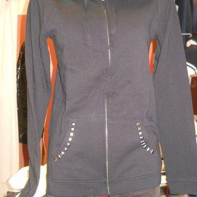 Černé mikina s kapucí - Pavlíkov 8ac7b2d017