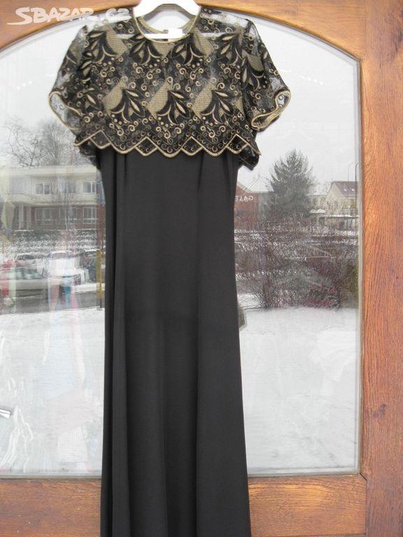 Prodám krásné společenské šaty s bolerkem. Vhodné - Blansko - Sbazar.cz 2f5fd2953f