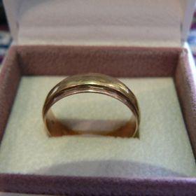 Prodam Zlaty Snubni Prsten Vyroben Ze 14 Ti Tabor Sbazar Cz