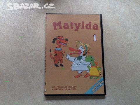 DVD Matylda koukané ale v dobrém stavu - Nučice 2cae37dc2c