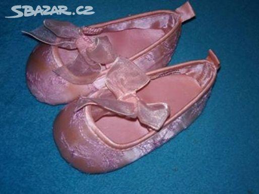 Krásné balerínky značky H M vel. 18 19 591ad97b40