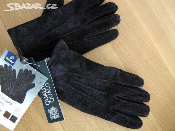 Prodám kožené rukavice b2022e71e2